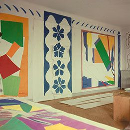 Henri Matisse: The Cut-Outs ^