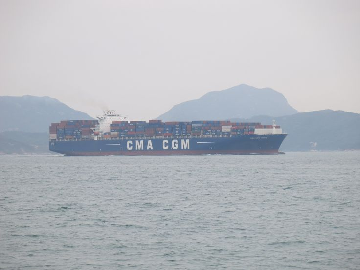 https://flic.kr/p/TK2rvn | cma cgm norma | Type: container ship Operator: CMA CGM Owner: CMA CGM IMO:9299812 Shipyard: Hyundai samho heavy industries co ltd, south korea Year build: 2008 Hull no.s256 Engine: B&W 12K98MC Powerout: 68666kw Speed: 25,4kn Length: 350m Bean: 42,80m Draught: 14,50m 9415TEU Container capacity at 14t:6180 TEU Reefer container :700 TEU Gross tonnage: 107898 ton Deadweight: 113964 ton
