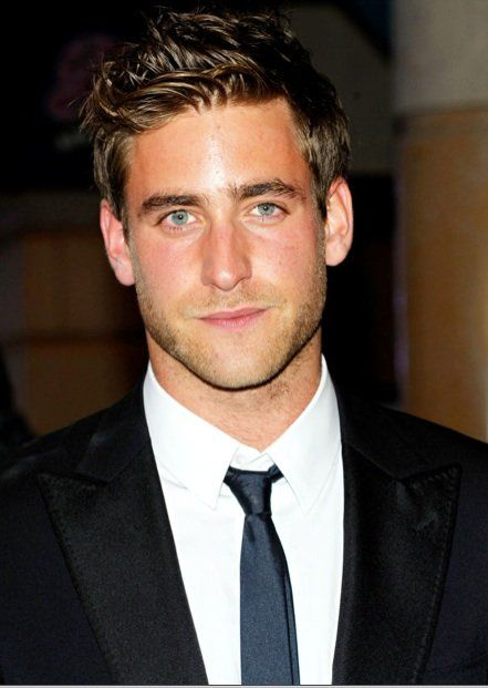 Oliver Jackson-Cohen as Caleb -- he's got the blue eyes, but his face is almost too square for how I pictured Caleb...