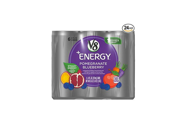 24 Count V8 Energy Pomegranate Blueberry for $13.89 at Amazon with Subscribe & Save