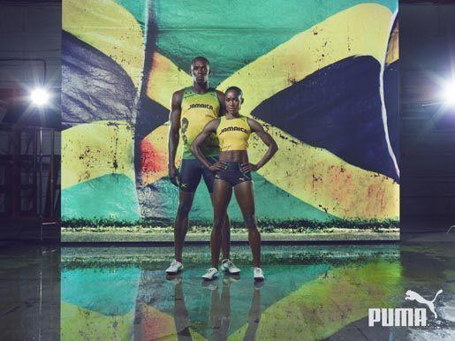 Puma Jamaica Olympics