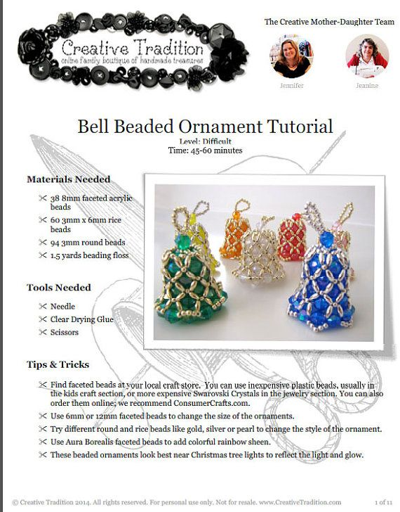 ... on Pinterest | Christmas printables, Christmas trees and Beaded angels