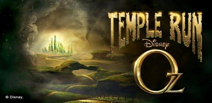 Temple Run: Oz v1.0.1 - Frenzy ANDROID