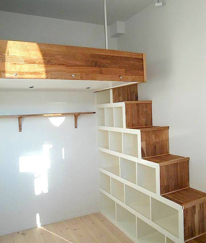 loft beds kids mezzanine floors for box room spare elegant adult bunk bed  idea modern and minimalist