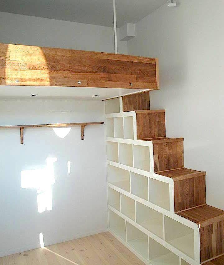 best 25+ loft beds for teens ideas on pinterest | kids bedroom