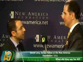 Daniel Levy, Yeni Amerika Vakfı Kıdemli Üyesi, ABD Video