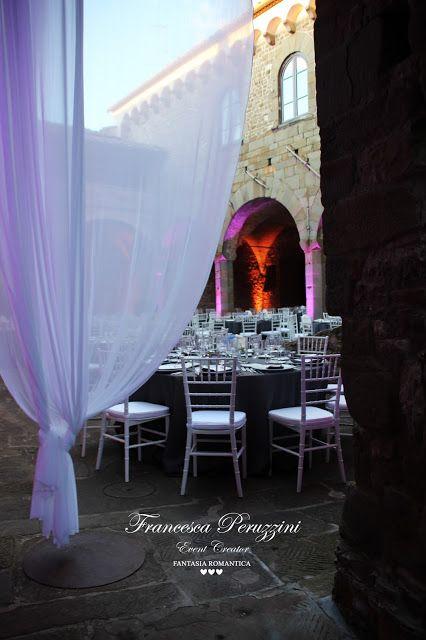 ATMOSPHERE - WEDDING TUSCAN VILLA Fantasia Romantica - Proposal | Wedding | Events Planning and Design : #franciemarghewed Wedding Grey and blu / Matrimonio Grigio Azzurro