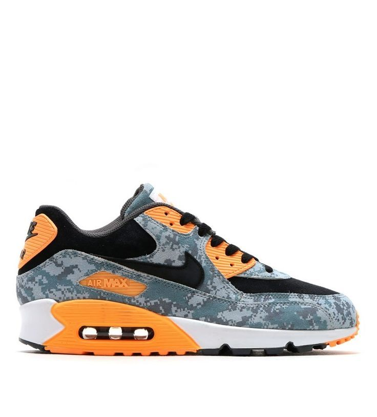 awesome Sneakers -Nike Air Max 90  : Nike Air Max 90: Blue Fox Camo... Check more at https://twitter.com/ecosmcognm/status/903781951131140096