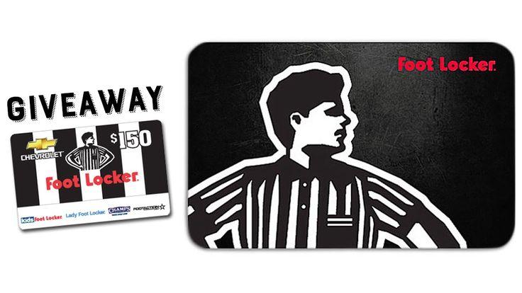 foot locker virtual gift card giveaway