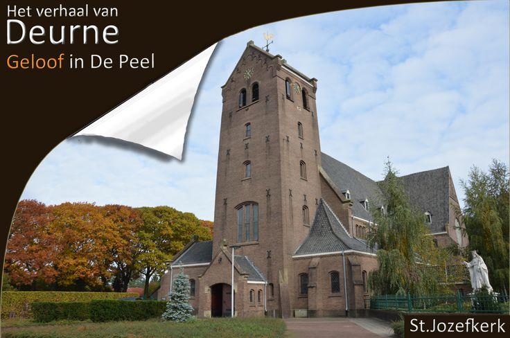 St. Jozefkerk  Vandaag  is het Allerheiligen, een Katholieke feestdag die ook in De Peel wordt gevierd, ter nagedachtenis aan alle heiligen en martelaren.  - See more at: http://www.deurne-in-depeel.nl