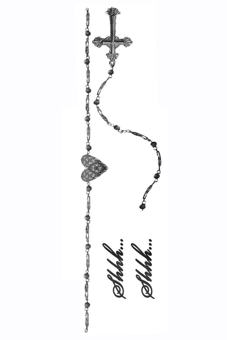 ankle bracelet tattoo - Google Search