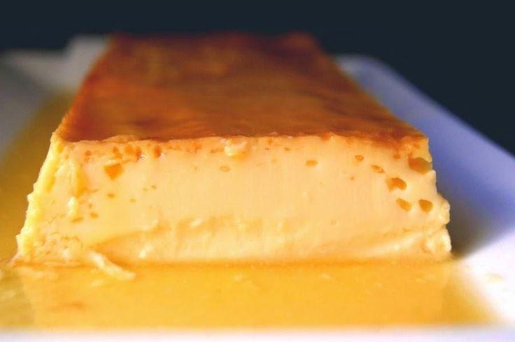 Flan de Nata (Crema) en Microondas. - Sólo se cocina por 10 minutos. Comparte la receta en vídeo desde el blog ANNA RECETAS FÁCILES.