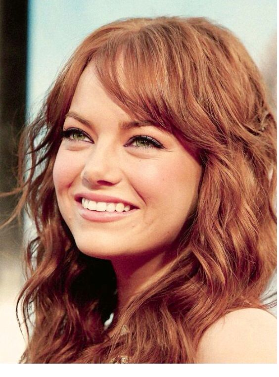 Shoulder Length Hairstyles For A Round Face Shape : Best images about hairstyles for round face shapes on