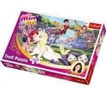 Trefl 15297 - Mia és én - 160 db-os puzzle