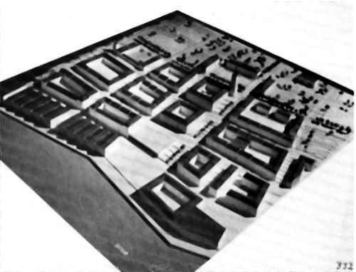 Documentation of 20th century planning history