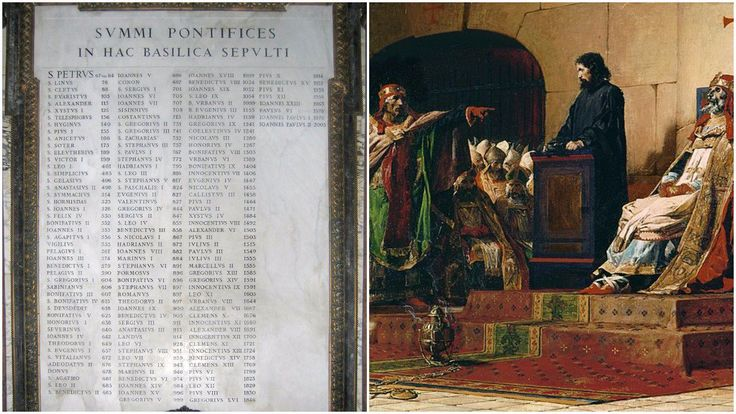 The pope is the Bishop of Rome and the central figure of the Roman Catholic Church. The papacy is one of the oldest institutions in the world, and its infl