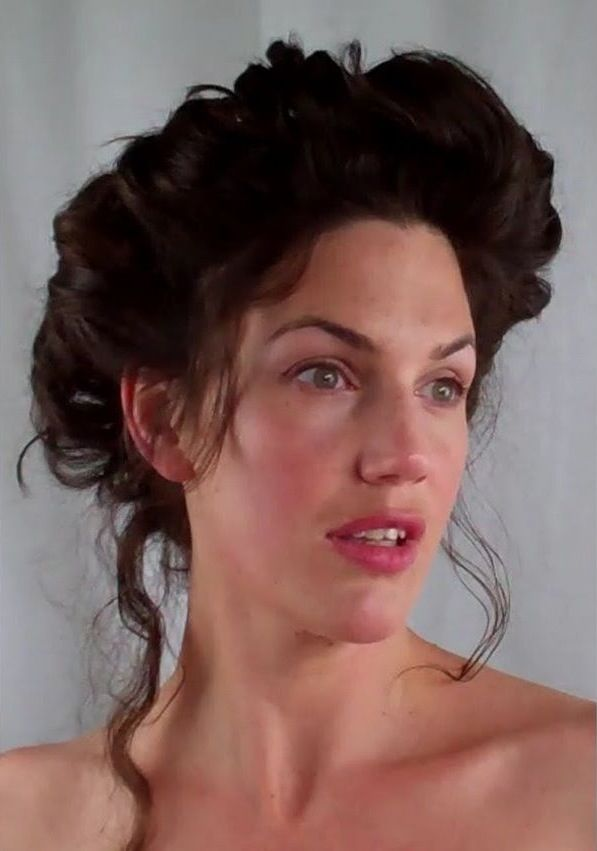 Photo 1 Of Tutorial On How To Create A Gibson Girl