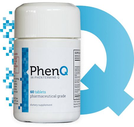 PhenQ is an all natural diet pill that burns fat, blocks carbs and suppresses appetite with no side effects.