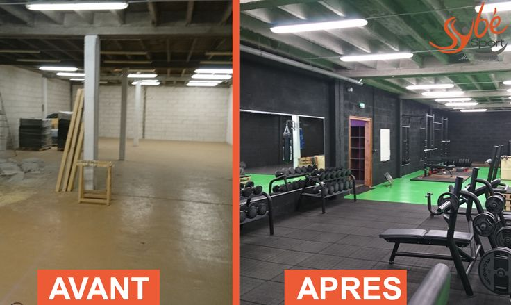 Pour ceux qui ne peuvent pas venir aujourd'hui, on vous fait profiter de la salle quand même ! :-) http://www.sybe-sport.com #Brest