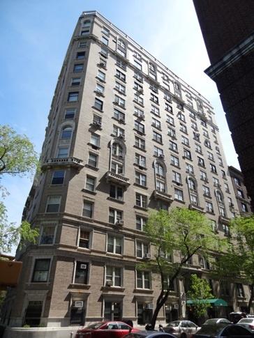 New York City (NYC) Liz Lemon Apartment. IWalked Audio Tours