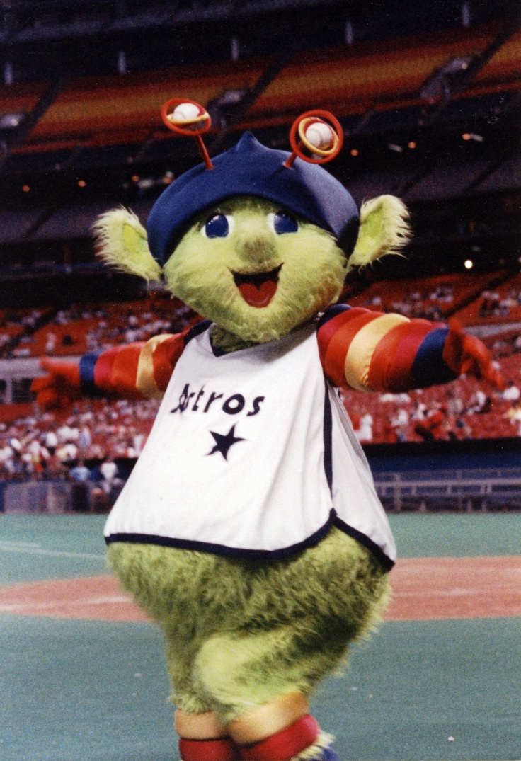 8 Best Images About Orbit The Astros Mascot On Pinterest