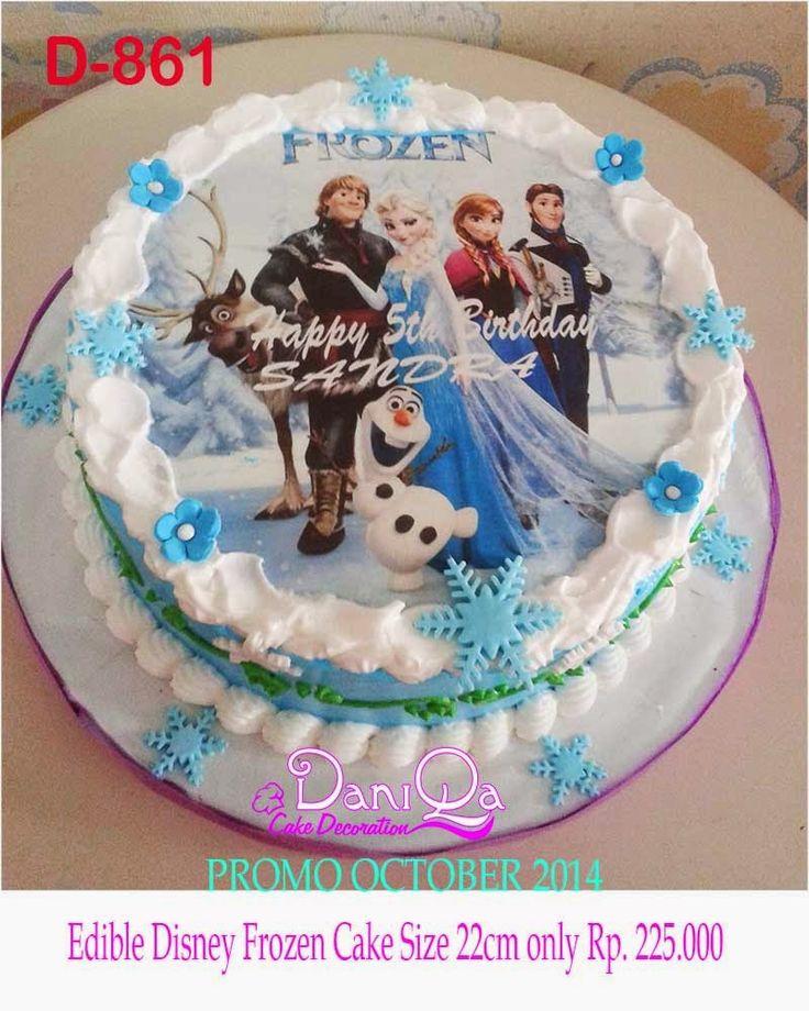 DaniQa Cake and Snack: Promo October 2014