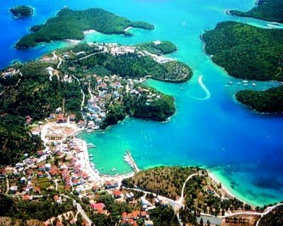 Sivota, Thesprotia (region in Epirus) Greece
