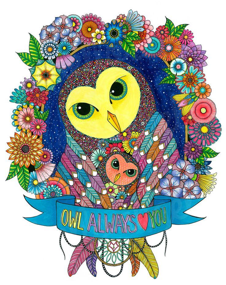 Owl Always Love You — Hello Angel