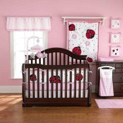 Ladybug baby bedding for a complete ladybug nursery. Find all the ladybug baby room decorations and bedding sets in one place so you can create...