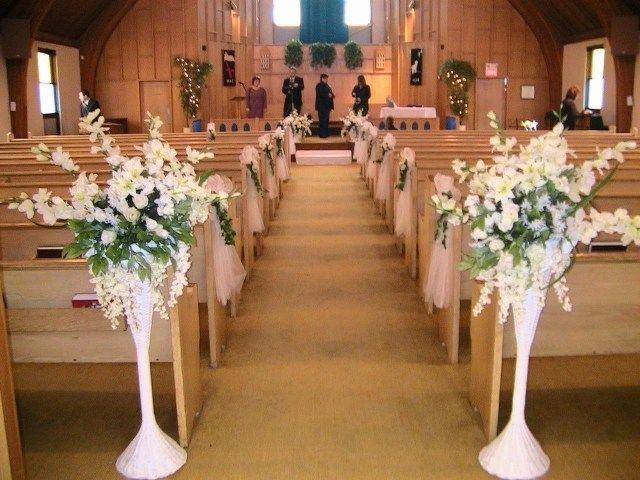 Elegant Photo Of Wedding Chapel Decorations Regiosfera Com Pastel Wedding Decorations Church Wedding Decorations Cheap Wedding Decorations