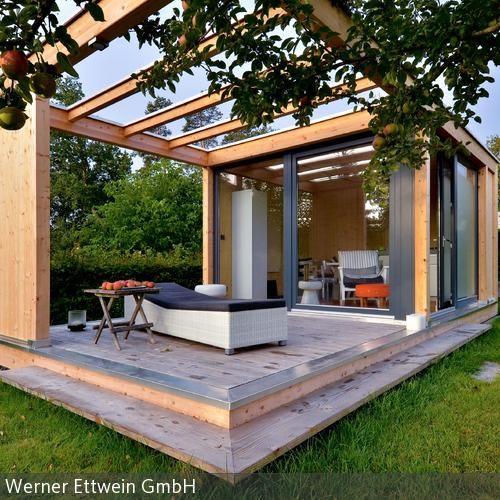 203 besten Garten \ Terrasse Bilder auf Pinterest Garten - garten terrasse uberdachen