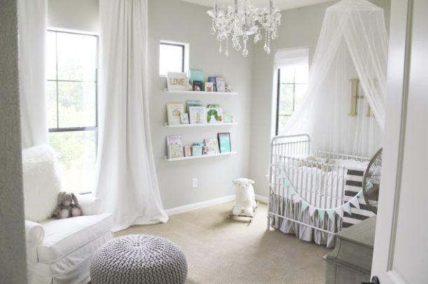 photos of elegant baby girl nurseries | Sweet Dreams: Inspiring Nurseries - Paperblog