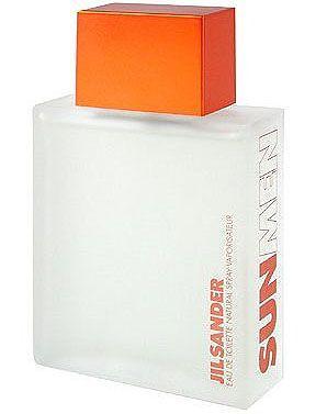 Jil Sander Sun Men EDT 125 ML - Erkek Parfümü