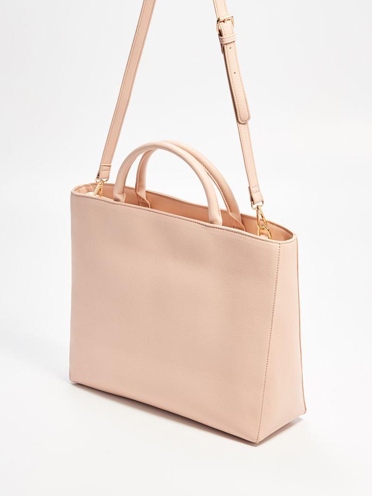 Púdrová tašku typu CITY BAG, TAŠKY, PEŇAŽENKY, ružová, MOHITO