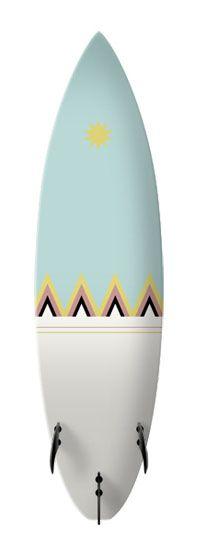 Swen Swensøn - Surfboard