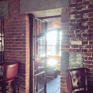Only Took About A Century To Conjure That The Suffolk County Jail Now Liberty Hotel And Dank Venerable Holding Cells Are Bar