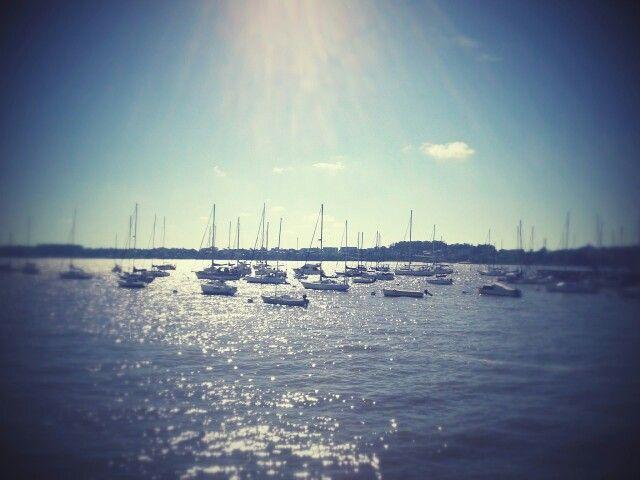 Puerto de Colonia, Uruguay