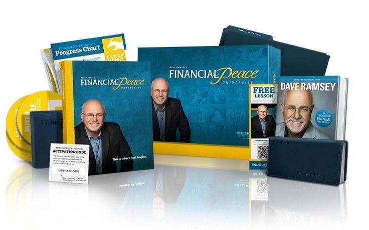 dave ramsey financial peace university workbook pdf