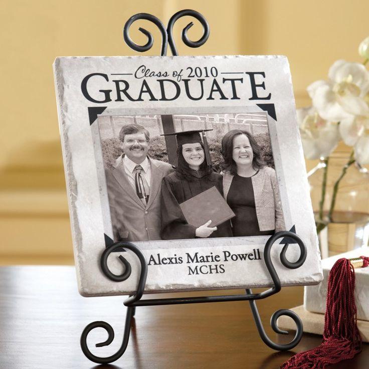 Graduation Photo Tile (With