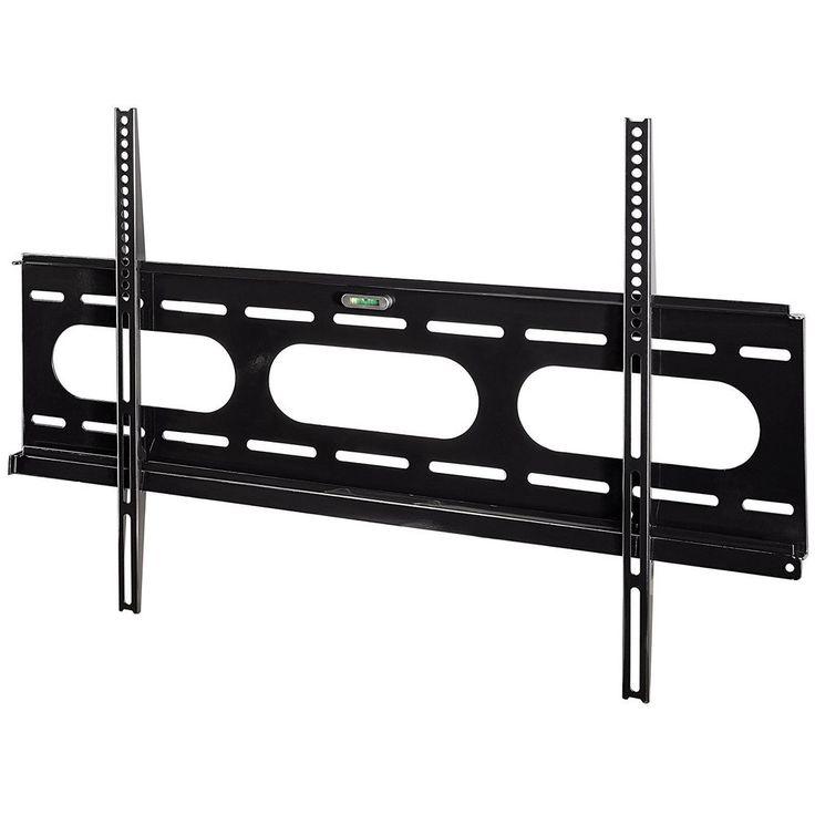 Supporto TV da parete LCD/PL/LED HAMA Supporto Ultraslim Fix, L, 160 cm, Nero