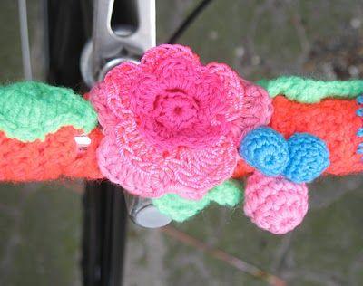 17 Best images about Crochet - Bike Fashion ! on Pinterest ...