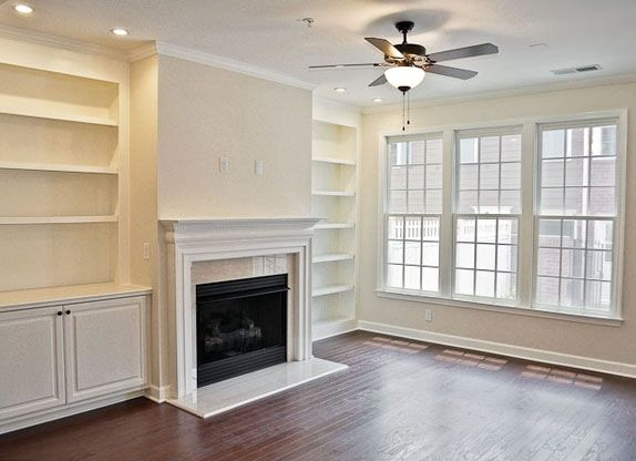 54 best Built ins around fireplace images on Pinterest ...