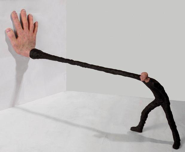 sculpture by gerardo feldstein