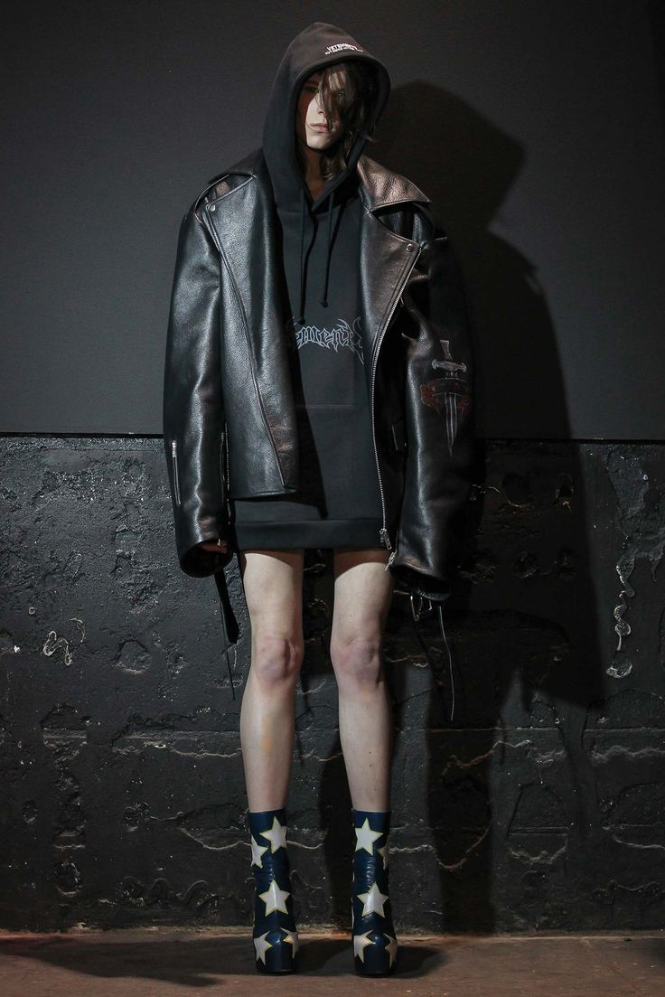 Vetements Fall 2015 Ready-to-Wear - Collection - Gallery - Style.com