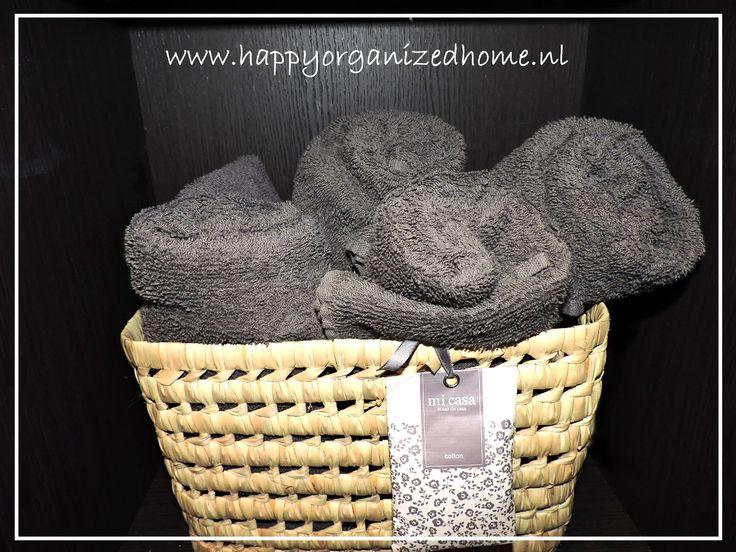 Huishoudtip: zo zorg je weer voor frisse zachte handdoeken