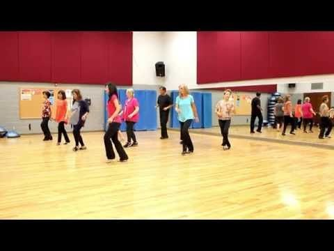 (16) Hello Summer - Line Dance (Dance & Teach in English & 中文) - YouTube