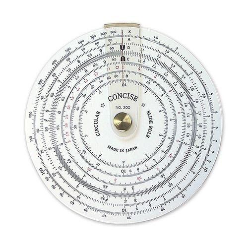 円形計算尺