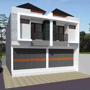 contoh desain ruko minimalis sederhana | desain rumah