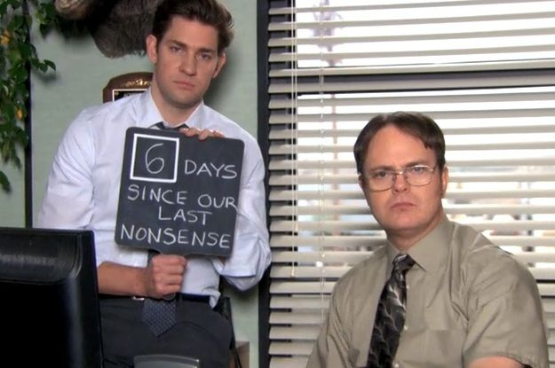 27 Times Jim And Dwight Were Perfect Frenemies On