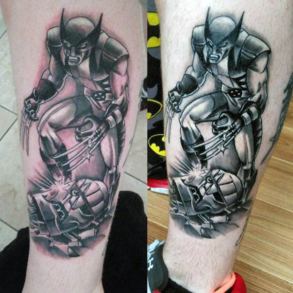 Best 25 Grey Ink Tattoos Ideas On Pinterest: Best 25+ Wolverine Tattoo Ideas On Pinterest